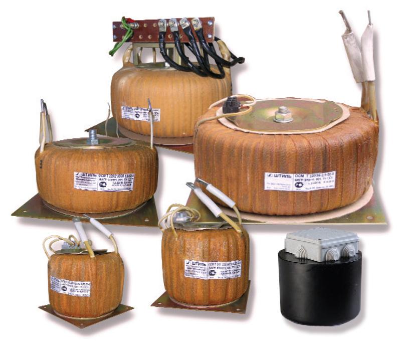 Тороидальные трансформаторы
